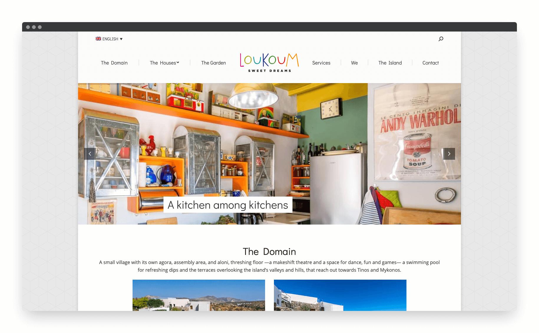 Loukoum Website 4