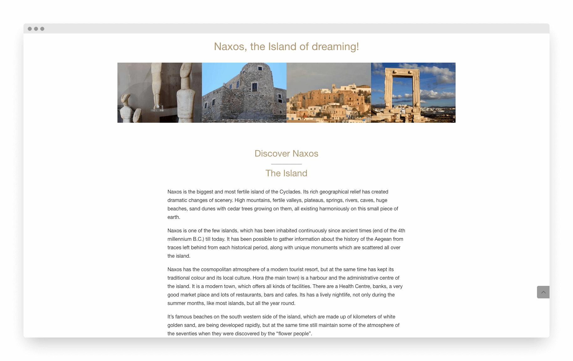 Alykovillas Website 8