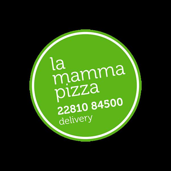 La Mamma Pizza Logo